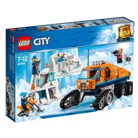 Konstruktors Lego City Arctic Scout Truck 60194