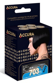 Accura Ink Cartridge HP No.703XL 22ml Black