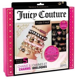 Aproces izgatavošanas komplekts Make It Real Juicy Couture Chains & Charms