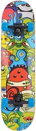 Skrituļdēlis Schildkrot Slider 31 Monsters, daudzkrāsains