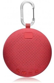 Bezvadu skaļrunis Platinet PMG14 Red, 5 W