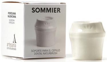 Naturbrush Sommier Toothbrush Holder White