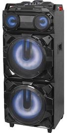 Bezvadu skaļrunis Trevi X-Fest XF3800 Black, 300 W