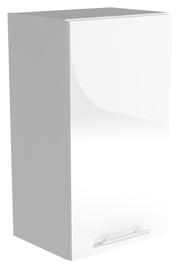 Augšējais virtuves skapītis Halmar Vento G-40/72 White