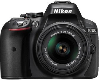 Nikon D5300 Kit+AF-P DX18-55 VR