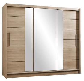 Stolar Lizbona 2 Wardrobe Sonoma Oak