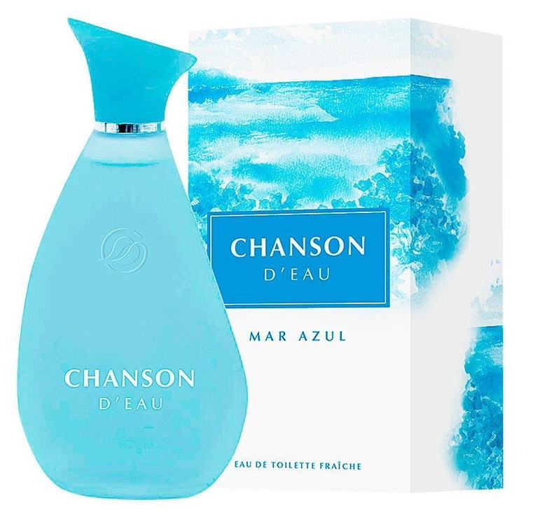 Coty Chanson d´Eau Mar Azul 200ml EDT