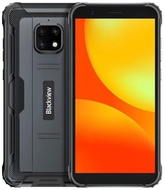 Mobilais telefons Blackview BV4900 Pro, melna, 4GB/64GB