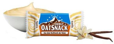 Multipower OatSnack 65g Vanilla