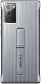 Samsung Protective Standing Cover For Samsung Galaxy Note 20 Silver