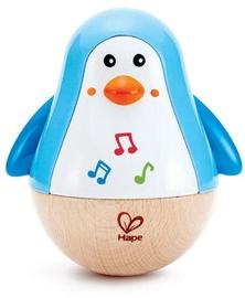 Interaktīva rotaļlieta Hape Penguin Musical Wobbler E0331A