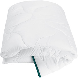 Пуховое одеяло Dominari Aloe Vera, 220 см x 200 см, белый