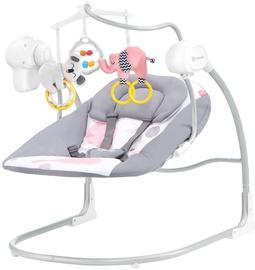 Šūpuļkrēsliņš KinderKraft Minky Pink