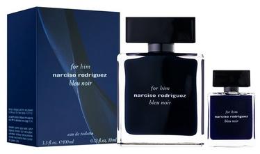Narciso Rodriguez Bleu Noir For Him 100ml EDT + 10ml EDT