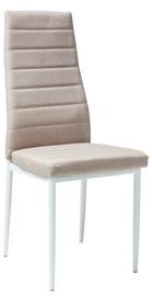 Ēdamistabas krēsls Signal Meble H266 Beige