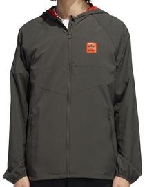 Adidas Dekum Packable Mens Wind Jacket FH8188 Olive M