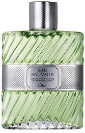Лосьон после бритья Christian Dior Eau Sauvage, 200 мл