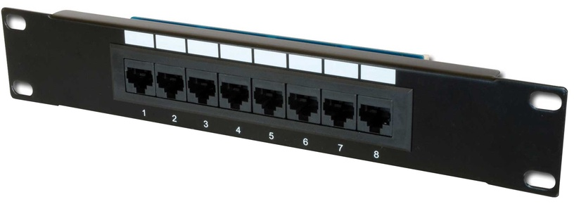 Digitus CAT5e Class D Patch Panel 8-Port UTP DN-91508U
