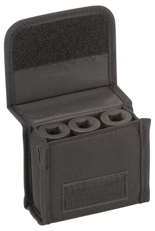 """Bosch 2608551102 Impact Control Socket Set 1/2"""" 3pcs"""