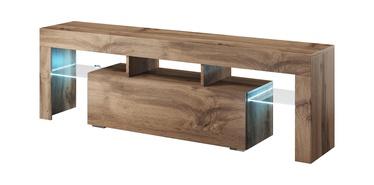 ТВ стол Cama Meble Toro 138, коричневый, 1380x400x410 мм