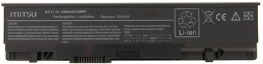 Mitsu Battery For Dell Studio 1535/1537 4400mAh