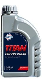 Transmisijas eļļa Fuchs Titan CVTF Pro 236.20, transmisijas, vieglajam auto, 1 l