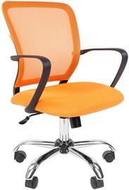 Офисный стул Chairman 698 Chrome TW-66 Orange