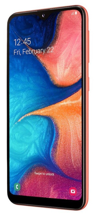 Mobilais telefons Samsung Galaxy A20E Coral