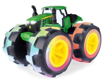 Tomy John Deere Monster Tractor With Lightning Wheels 46644