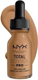 Tonizējošais krēms NYX Total Control Pro Golden, 13 ml