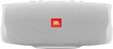 Bezvadu skaļrunis JBL Charge 4 White, 30 W