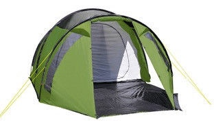Telts EuroTrail Campsite Kansas 5 Green/Grey