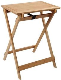 Садовый стол Barbecook Cutting Table Bamboo, коричневый