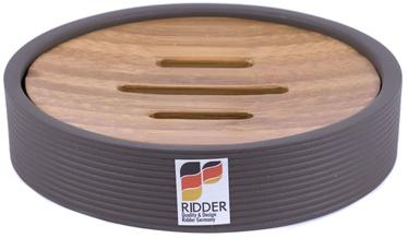 Ridder Soap Tray Roller Brown
