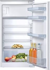 Iebūvējams ledusskapis Neff K1535XSF0, saldētava augšā