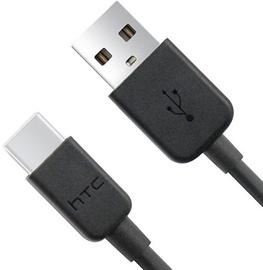 HTC M700 Universal USB To USB Type-C Cable 1m Black OEM