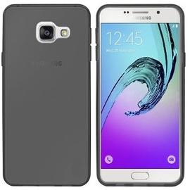 Mocco Ultra Back Case For Samsung Galaxy J7 J730 Transparent/Black
