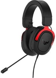 Игровые наушники Asus TUF Gaming H3 Red