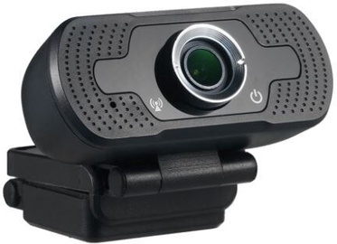 Tellur Full HD Webcam 2MP Autofocus Black