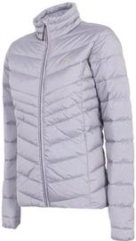 4F Womens Jacket H4Z20-KUDP003-27M Grey M