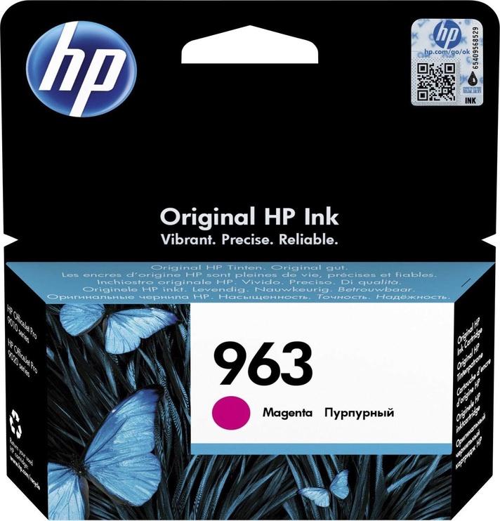HP 963 Ink Cartridge 3JA24AE Magenta