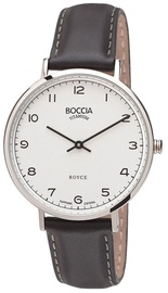Boccia Titanium Watch Royce 3590-04 Black