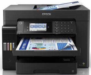 Daudzfunkciju printeris Epson EcoTank L15160, tintes, krāsains