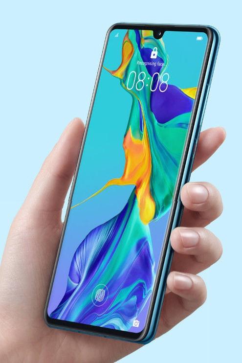 Huawei P30 Aurora, 128 GB, DS