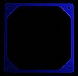 Bitspower Fan Grill Mesh 120mm UV Blue/Black