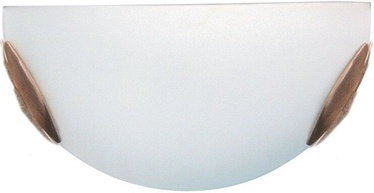 Candellux Sara Plafond Lamp 1x60W Antic Brass