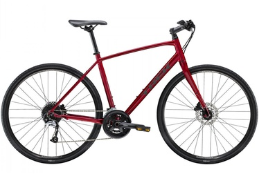 "Trek FX 3 Disc XXL 28"" Red 20"