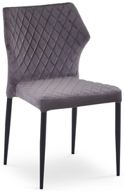Halmar Chair K331 Dark Grey