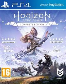Horizon Zero Dawn Complete Edition incl. Russian Audio PS4