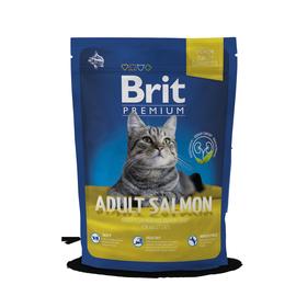 Sausā kaķu barība Brit Cat Food Adult Premium Salmon 300g